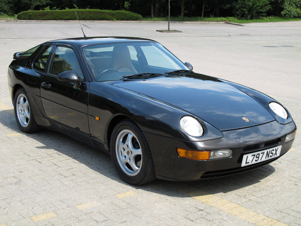 Porsche 968 Coupe Tiptronic