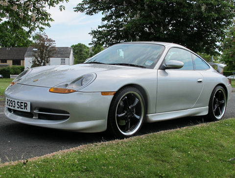 Porsche 911 996 Carrera Coupe Manual